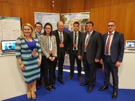 Разработки в области электронного медицинского образования представлены на Глобальном форуме по здравоохранению в Женеве
