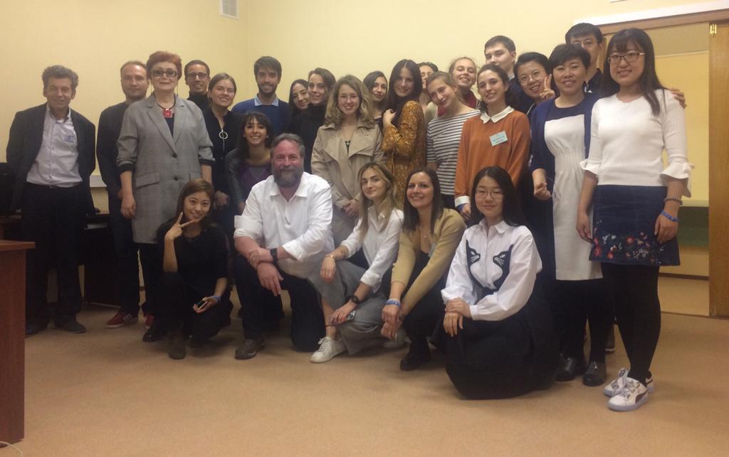 Первая международная осенняя лингвистическая школа