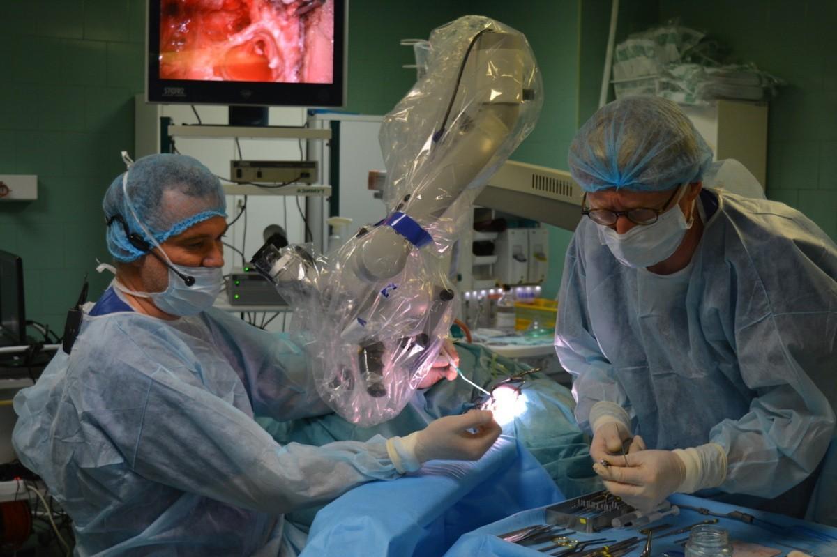 Сеченовский Университет – ведущая площадка для обмена передовыми отечественными и международными технологиями в отохирургии