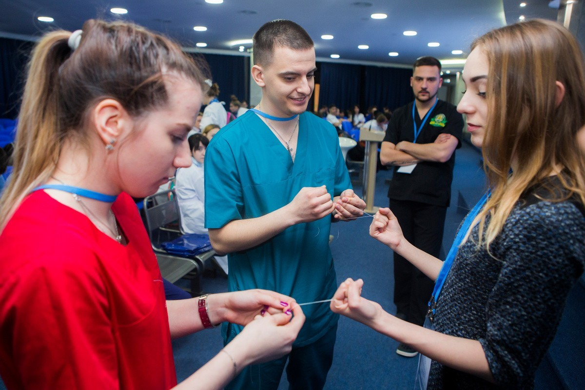 XXVIII International Student Surgical Olympiad named after Academician M.I. Perelman