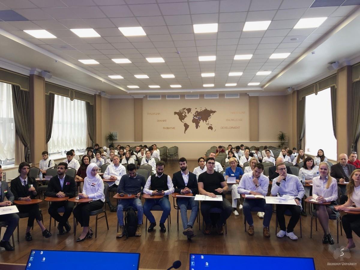Sechenov University wins student Brain Ring contest