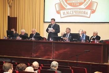 Ученый совет рассмотрел механизм реализации Закона об образовании и преобразовал ФППОВ в институт
