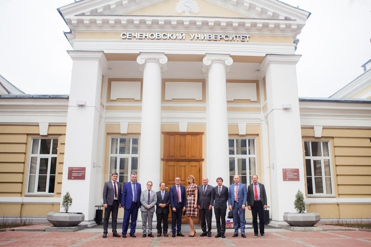 МЭС одобрил новый проект Сеченовского университета