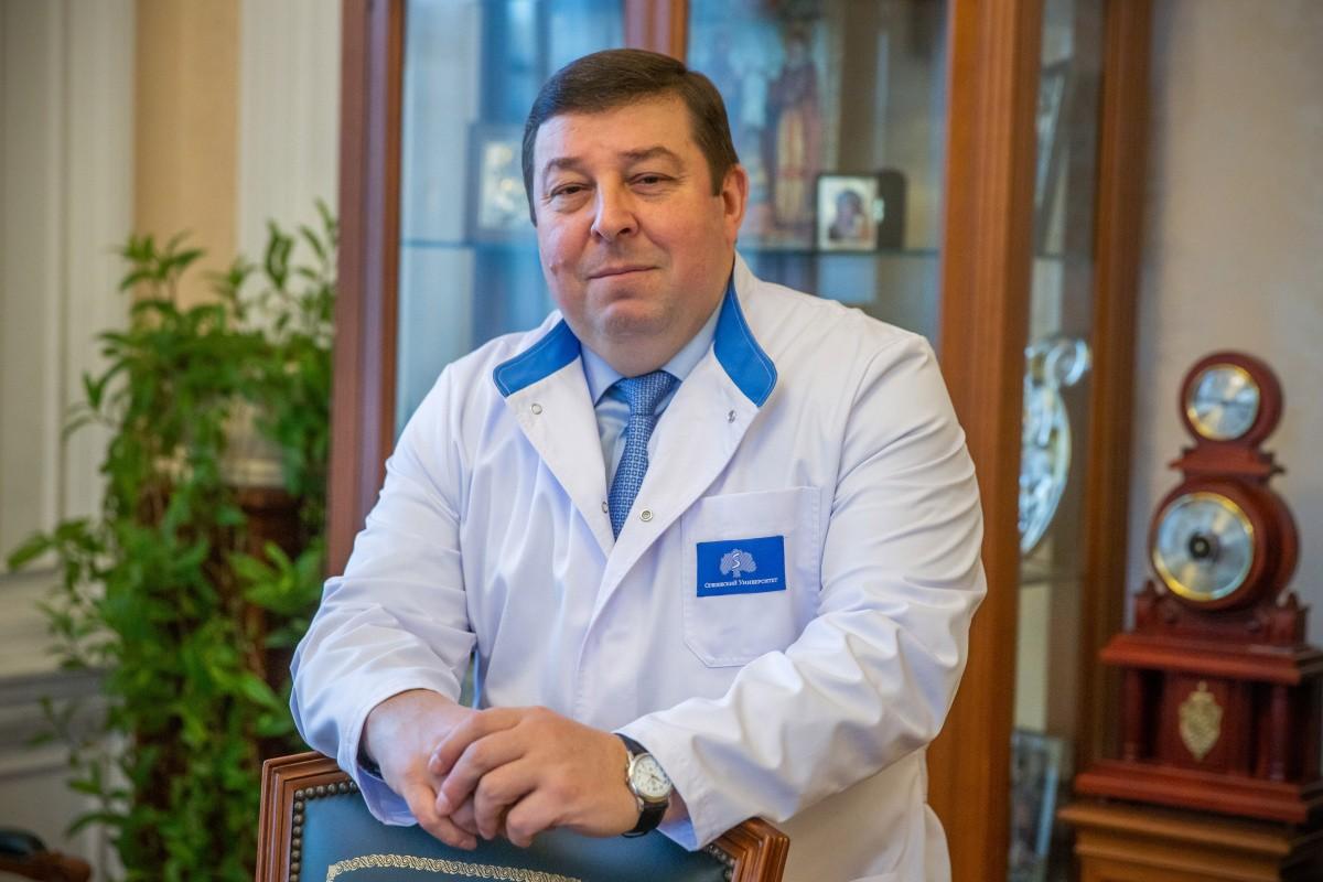 Ректор Сеченовского Университета рассказал о цифровых решениях в урологии