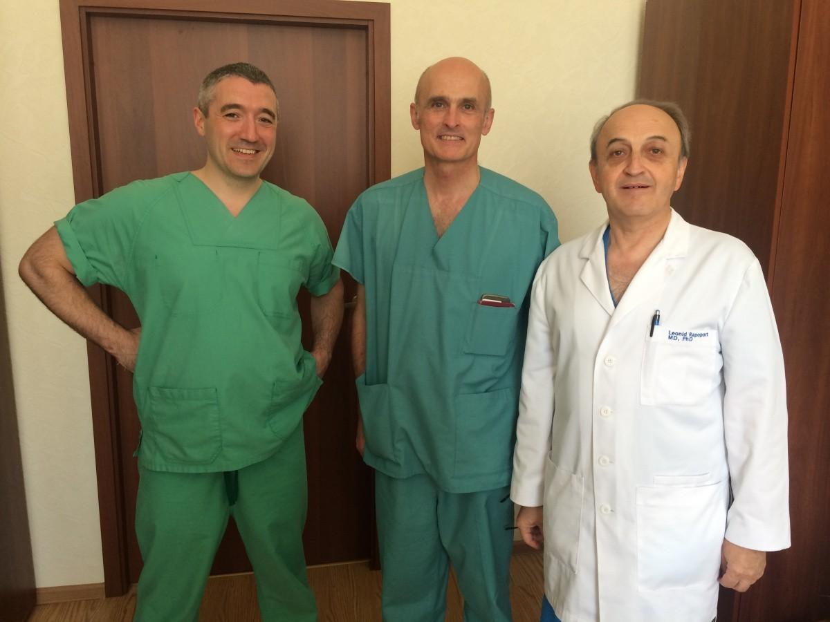 Зарубежные эксперты по урологии оценили русский лазер