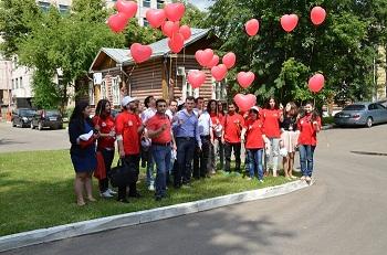 В Университете прошла благотворительная акция «У крови нет нации»
