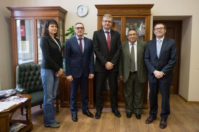 Университет Валенсии стремится сотрудничать с Сеченовским университетом