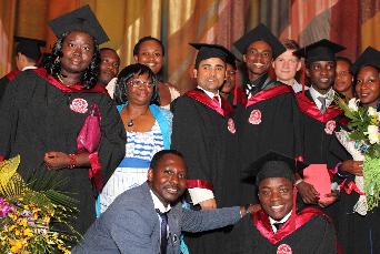 Иностранные выпускники Первого Меда: интернациональная плеяда молодых докторов