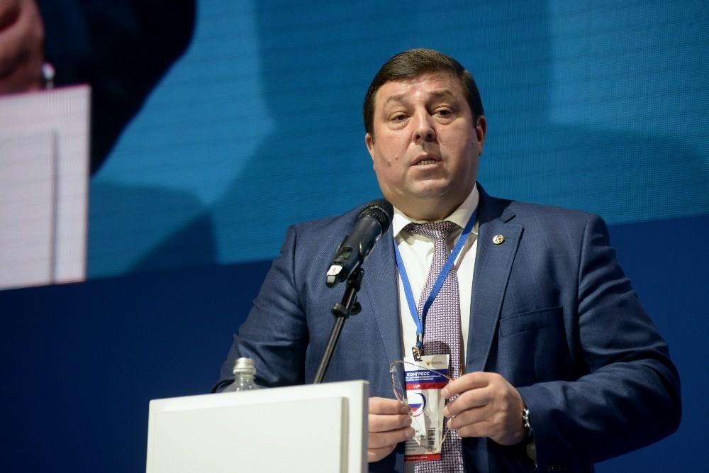 Кластерный подход в онкологии на конгрессе представил ректор Сеченовского университета
