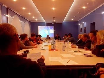 Очередная встреча Главных исследователей в Университете