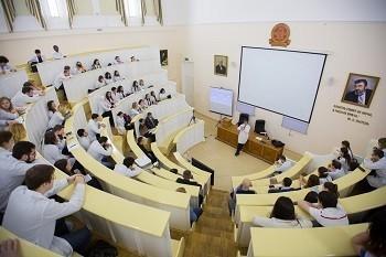 Первый день Российской недели здравоохранения отмечен мастер-классом по урологии