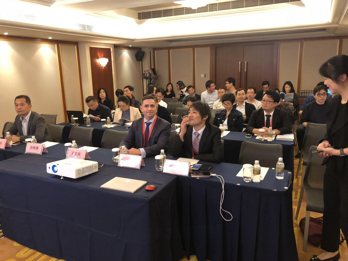 Внутрипросветная эндоскопия на конференции в Шанхае