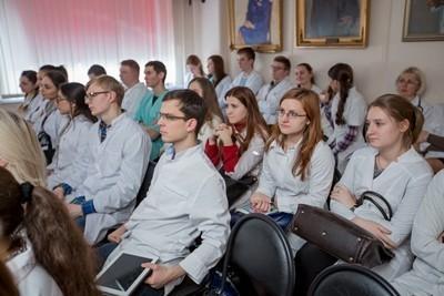 VI ежегодные Захарьинские чтения на кафедре факультетской терапии Первого Меда