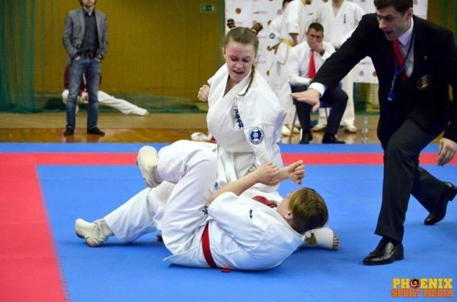 Сборная Сеченовского университета завоевала первое место по Ашихара-каратэ