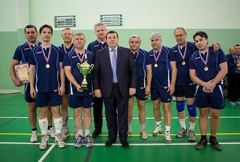 Клиническая больница №1 - двукратный обладатель Кубка Ректора по волейболу!