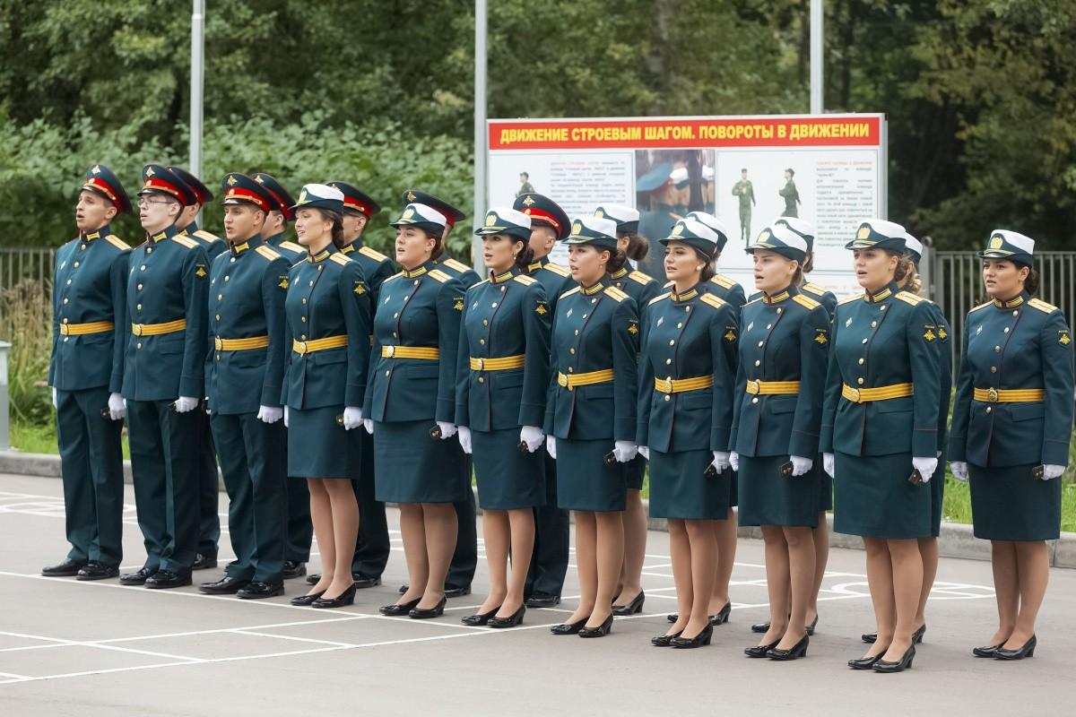 ВУЦ-2021. Торжественная церемония выпуска офицеров медицинской службы