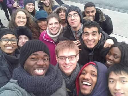 I.M. Sechenov First MSMU international students  took part in the International Student Festival in Trondheim (ISFiT), Norway.