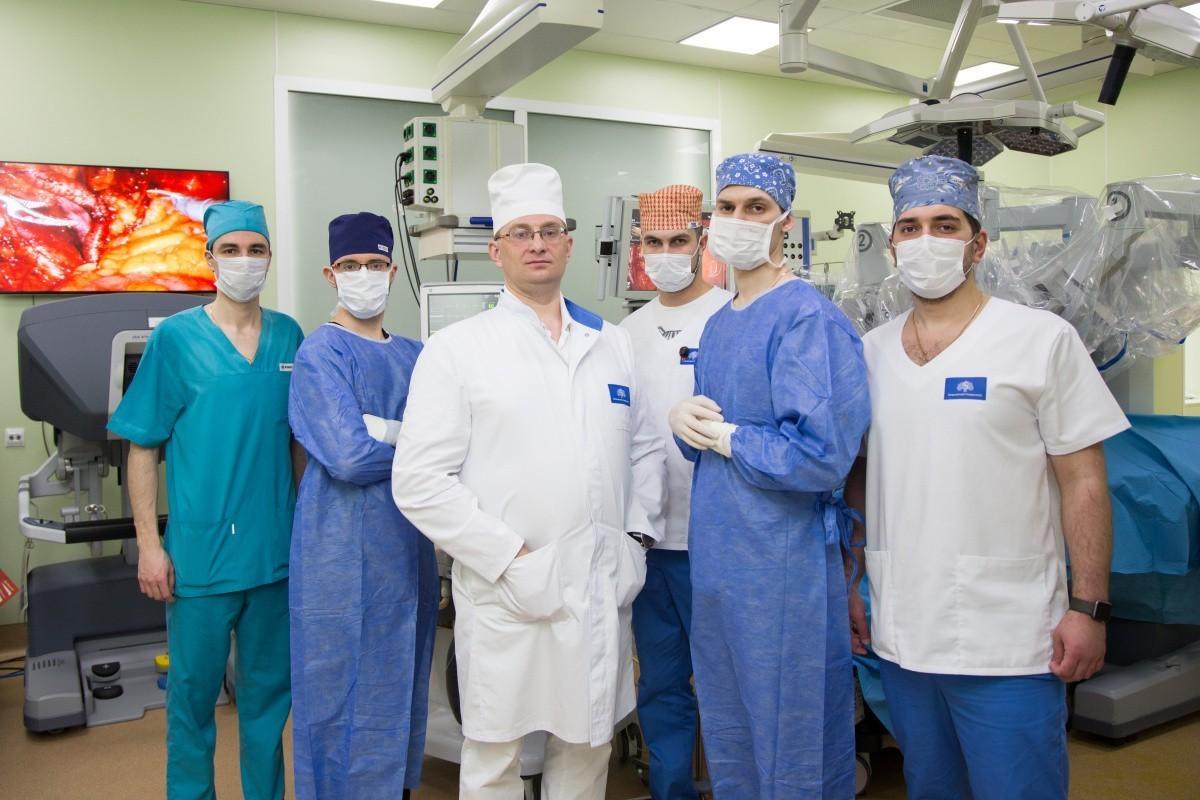 Наша миссия – показать инновационные методы хирургии
