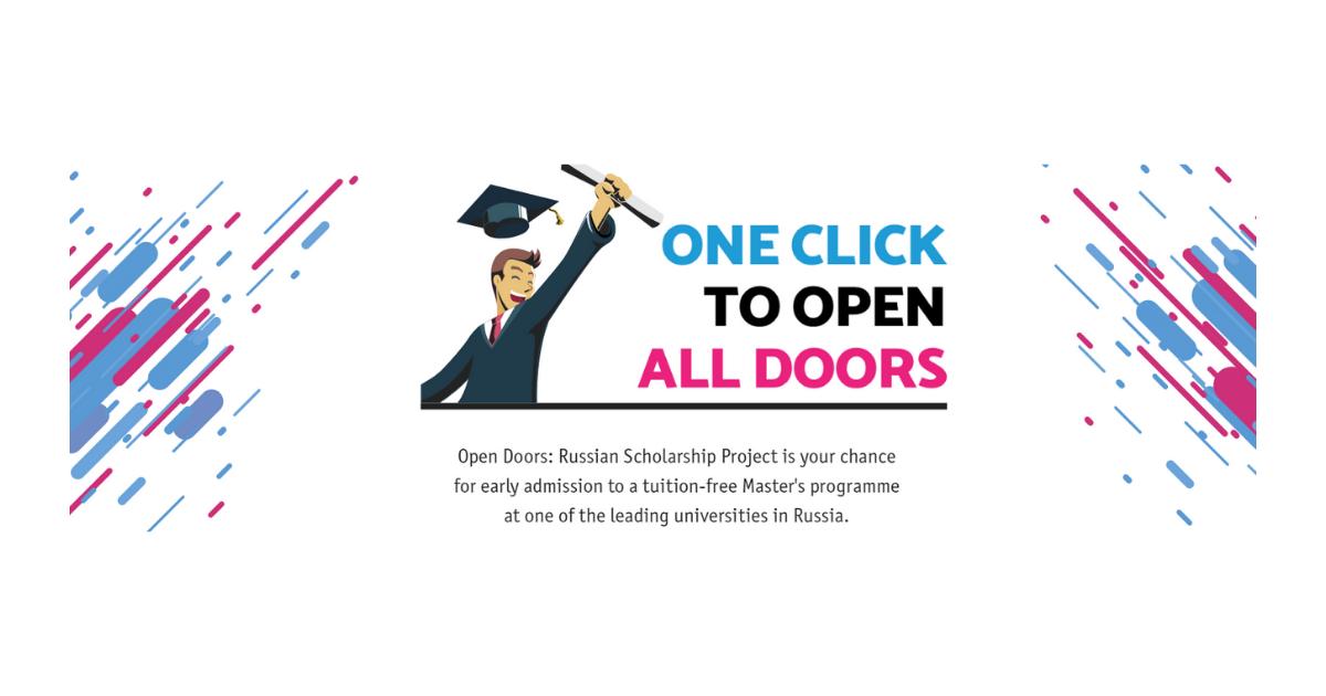 Open Doors: Russian Scholarship Project