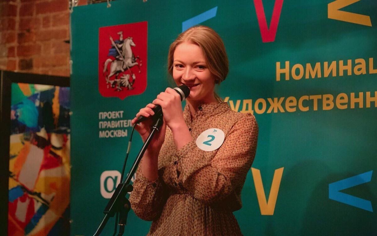 Выпускница Сеченовского университета победила в творческом конкурсе «Таланты Москвы»