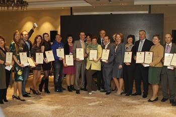 Руководители Первого МГМУ награждены за подготовку Олимпиады