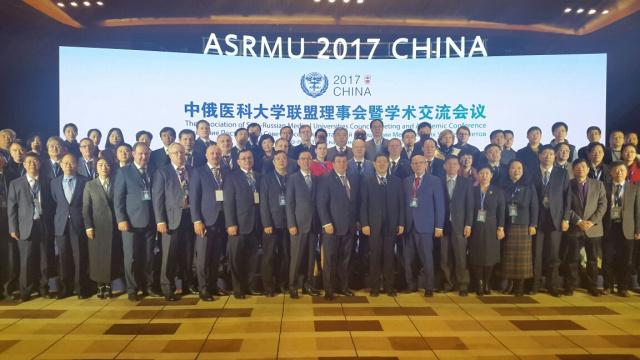 Медицинские вузы России и Китая развивают взаимовыгодное партнерство