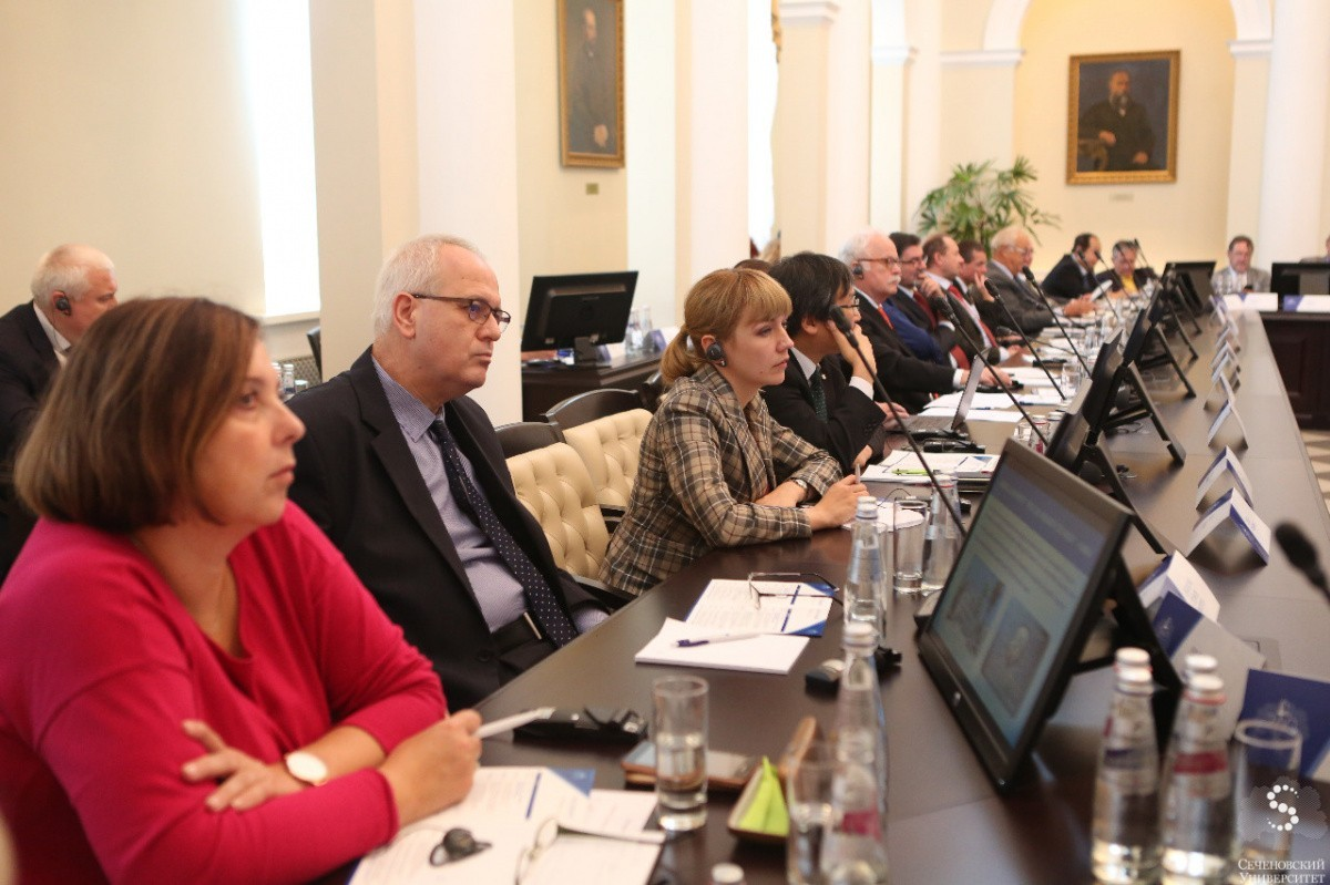 The 5th meeting of International Advisory Council at Sechenov University: best practices in medical education