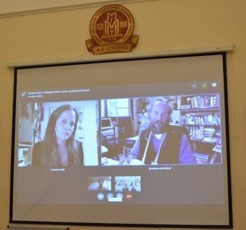 Центр научной карьеры стал площадкой для международного студенческого сотрудничества