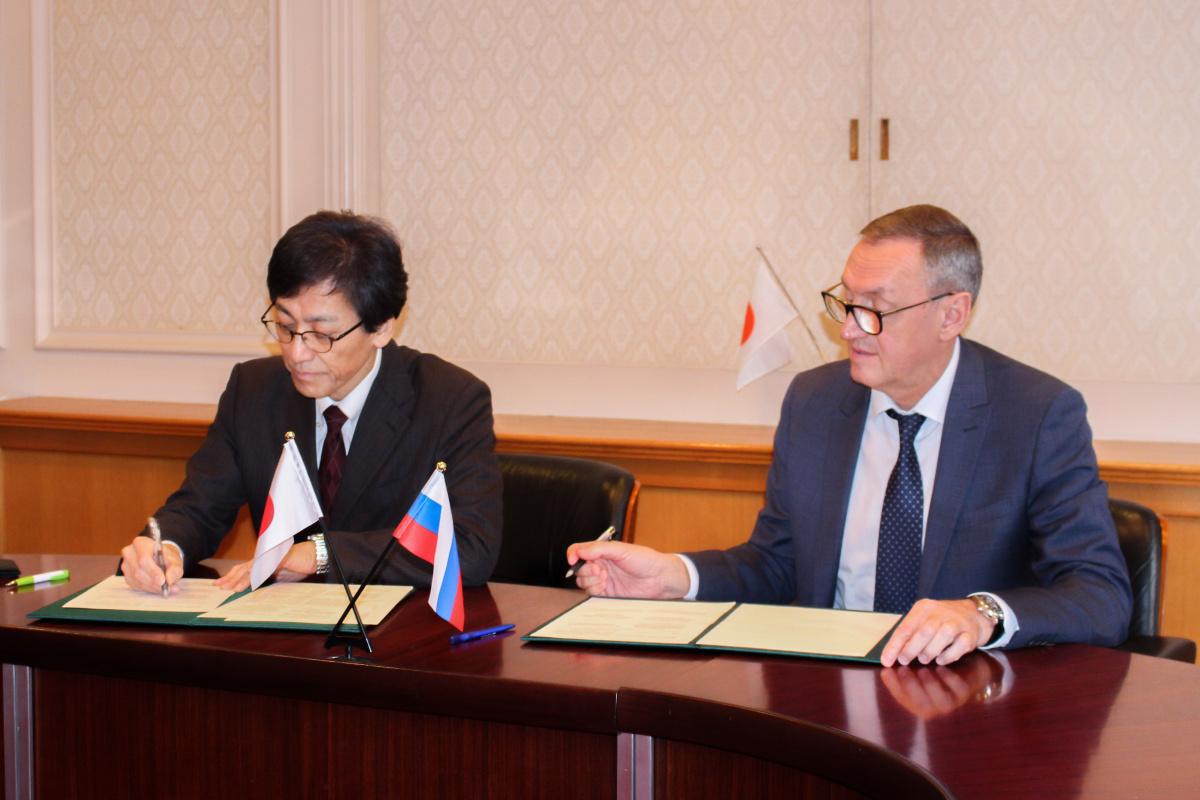 Сеченовский университет: расширение российско-японского стратегического партнерства