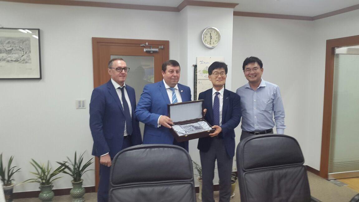 Сеченовский Университет осуществит трансфер передовых медицинских технологий из Южной Кореи