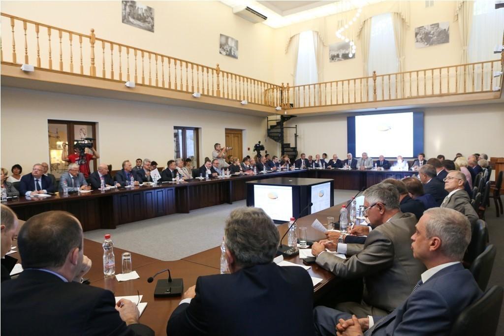 Совет ректоров обсудил итоги приемной кампании и участие медвузов в нацпроекте «Здравоохранение»