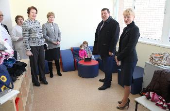 Особый комфорт и новые услуги для мам и малышей вскоре предложит детская больница