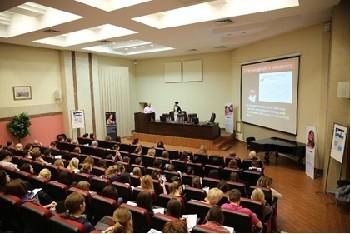 Международный лекторий на стоматологическом факультете