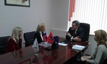 Визит делегации из Университета Марибор (Словения)