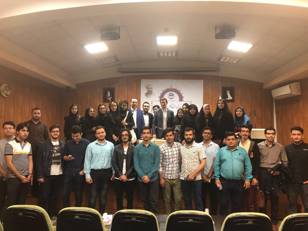 В Тегеране впервые прошла Международная Сеченовская олимпиада школьников
