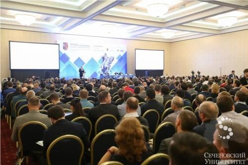 Sechenov University at the Urology Congress
