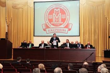 Ученый совет принял отчеты по исполнению грантов