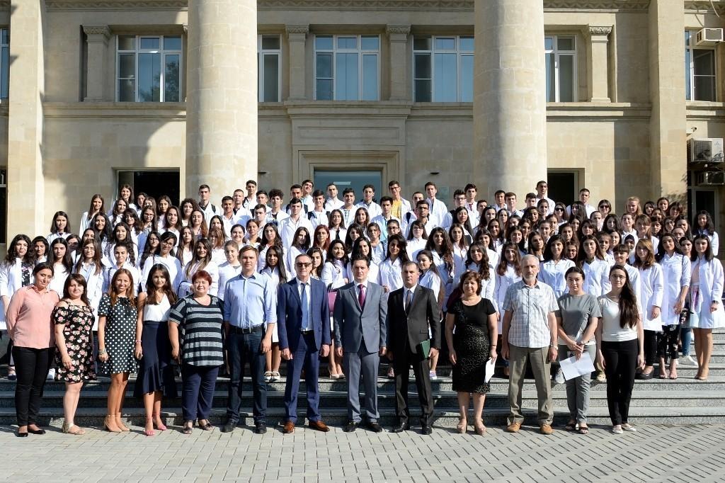 Бакинский филиал Сеченовского университета отметил День знаний