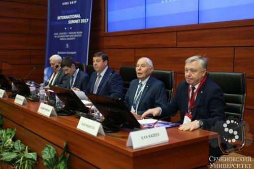 Achievements in Biomedicine presented at the Sechenov International Biomedical Summit