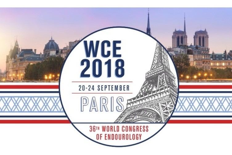 Sechenov University ranked the 3rd in the total number of reports at the World Congress of Endourology-2018