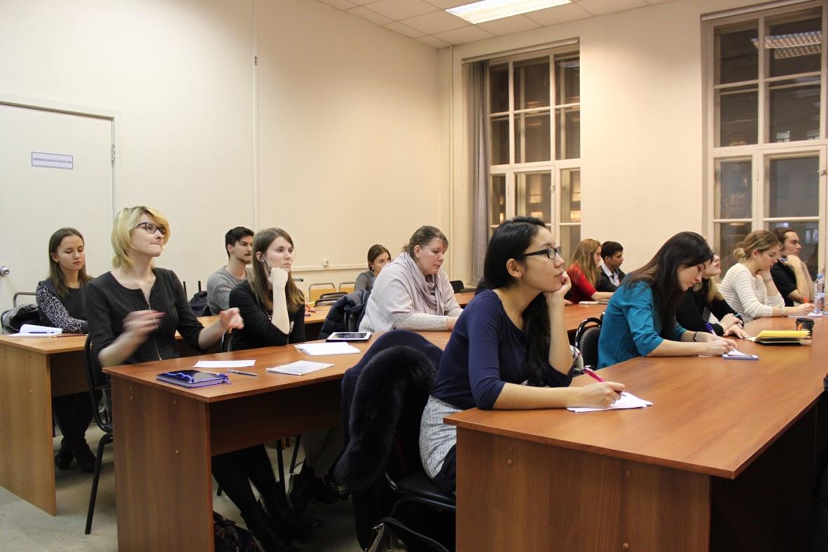 Мастер-класс: готовим научную публикацию на английском языке
