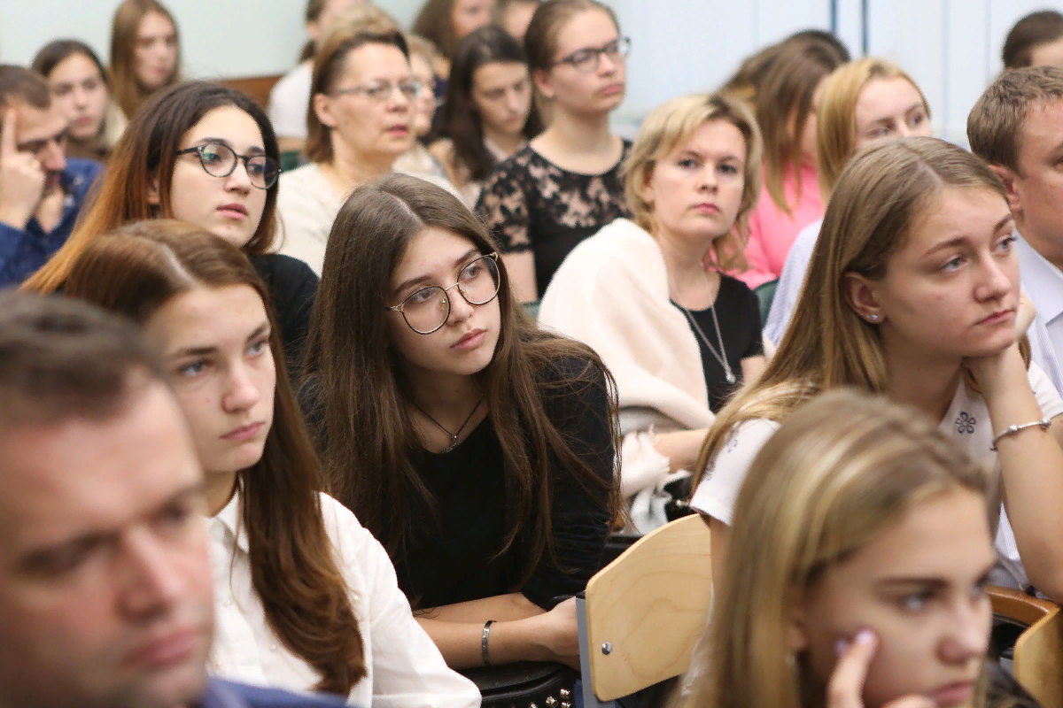 Medical Class at Moscow School Project was included in top-100 world education projects