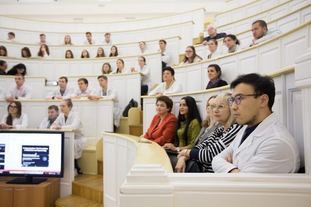 Юбилей кафедры акушерства и гинекологии МПФ