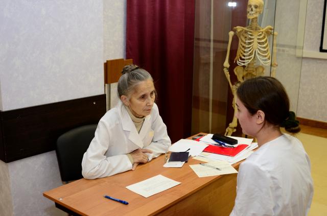 Доценту Светлане Викторовне Панкратовой – 75 лет