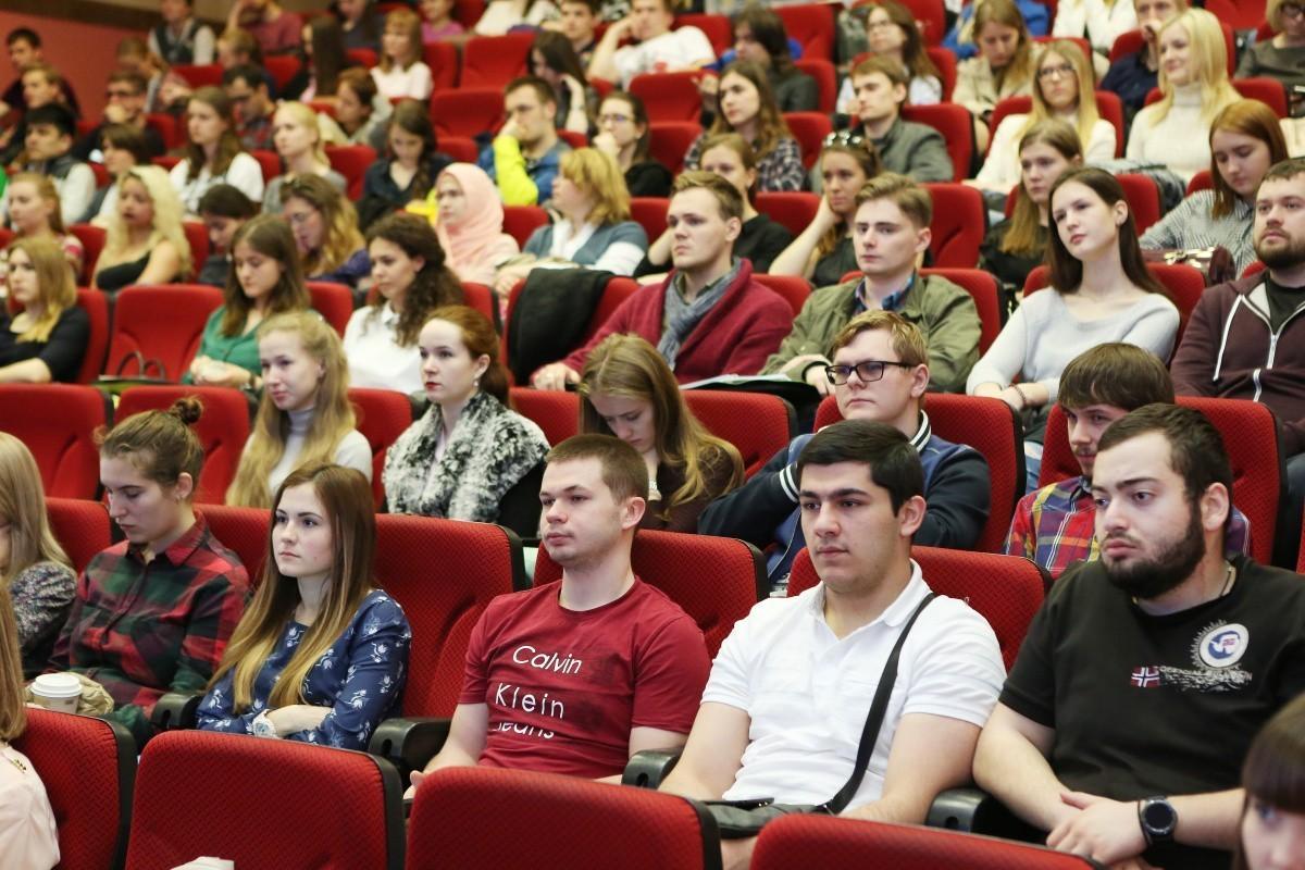 Лучшие научные доклады студентов представлены на Конференции по лучевой диагностике