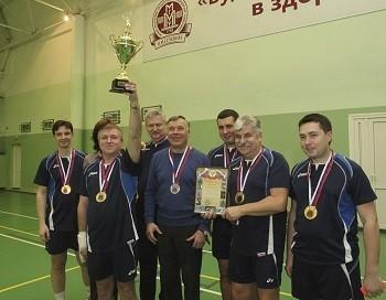 Поздравляем команду УКБ №1- обладателя «Кубка ректора по волейболу» 2013 года!