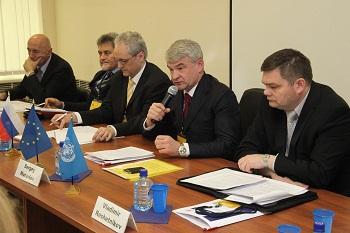 В Первом Меде прошел семинар ВОЗ по профилактике и контролю неинфекционных заболеваний