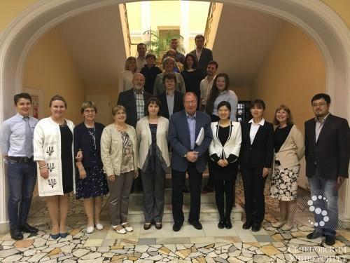 Chinese graduates received master's degrees at Sechenov University