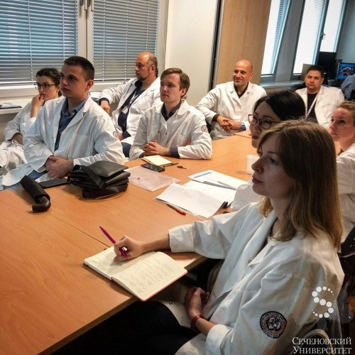 Professors of Sechenov University gave lectures at 7th Prague European Tutorial of Radiology-2018
