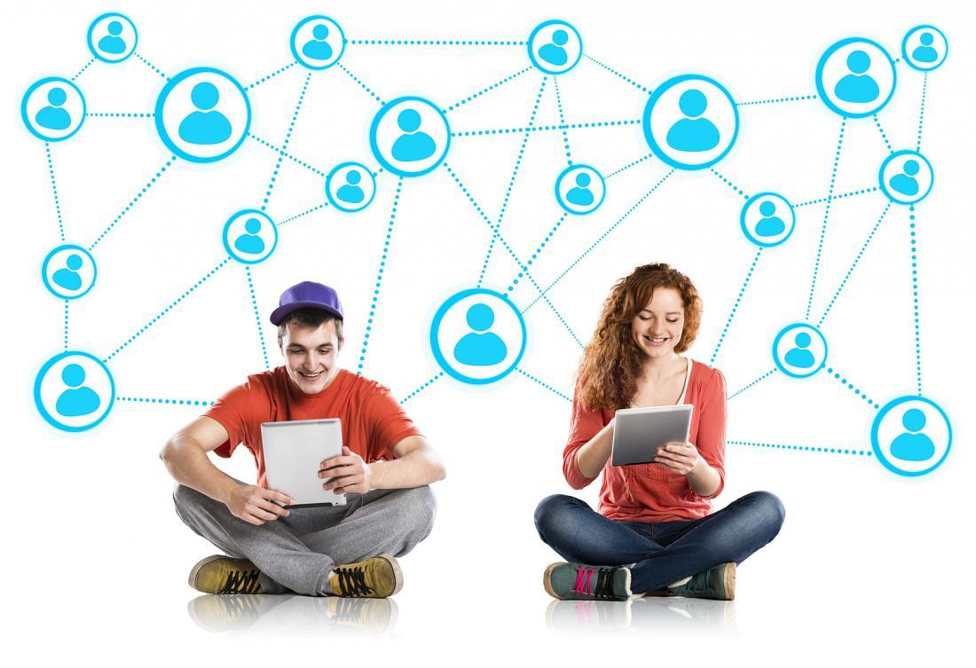 Студенты исследовали социальные сети